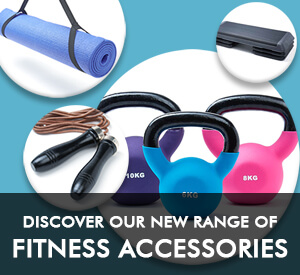 JTX Fitness Accessories Range