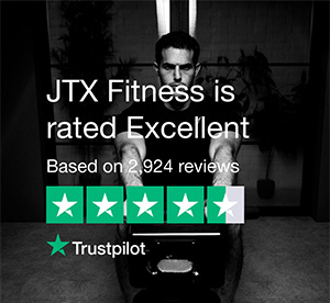 5* Trustpilot Rated Fitness Equipment