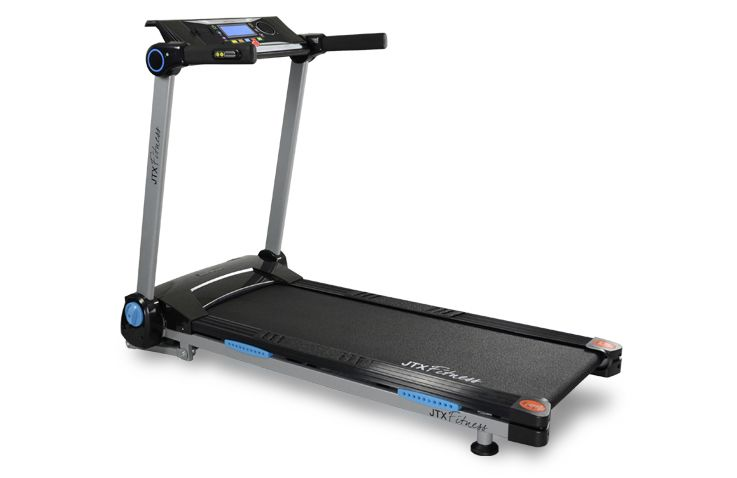 JTX Slim-Line Compact Folding Treadmill