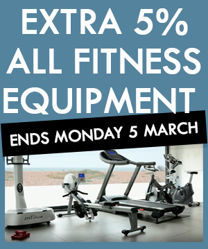 February Fitness Sale