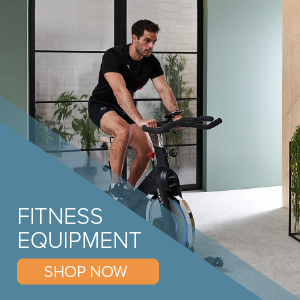 Fitness Equipment - Available Now