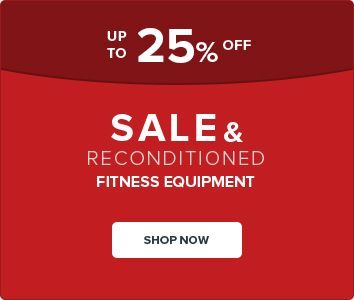 Sale & Reconditioned Fitness Equipment