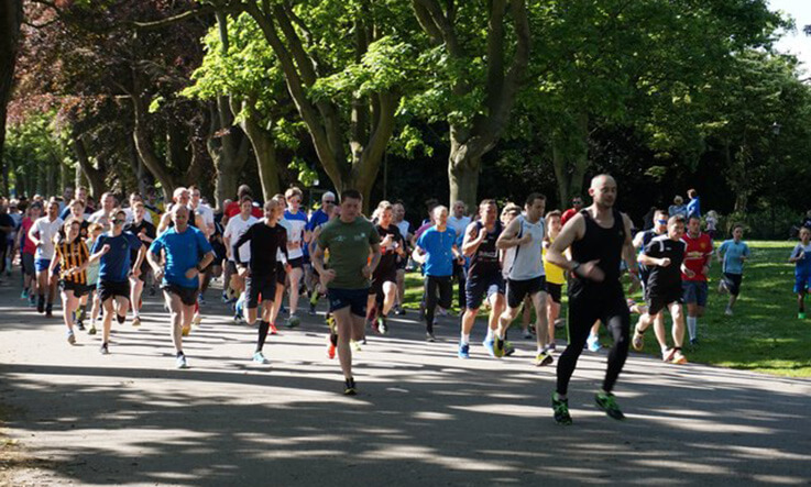 The Best UK Running Events 2021/22