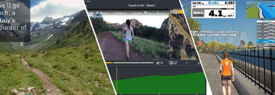 Treadmill Running Apps