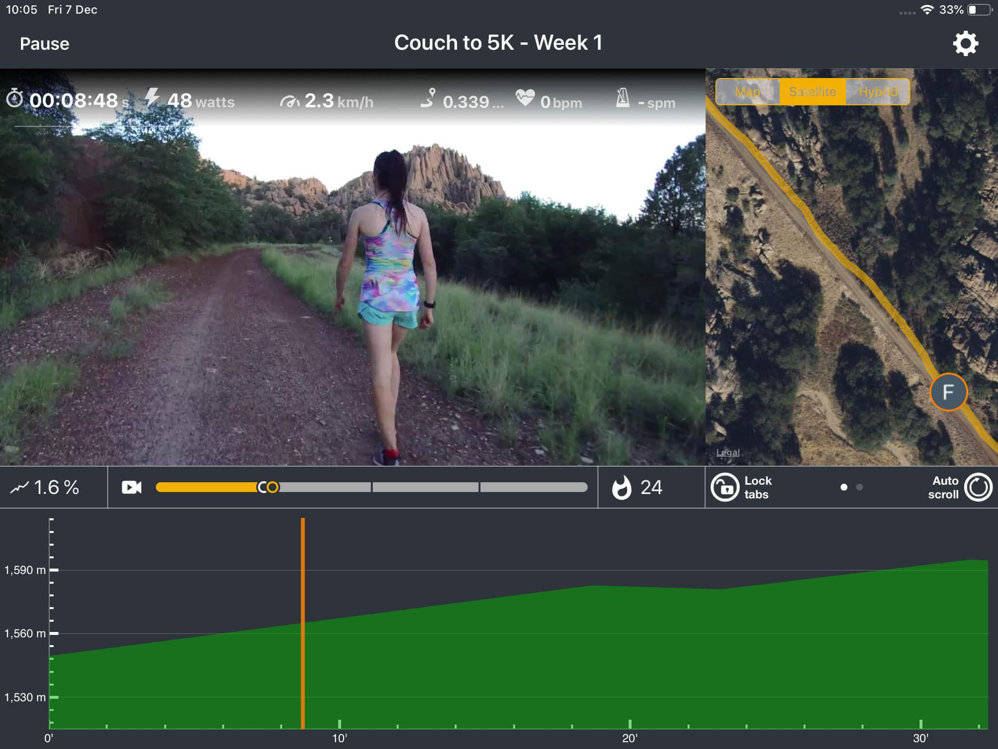 Top Treadmill Running Apps, Kinomap