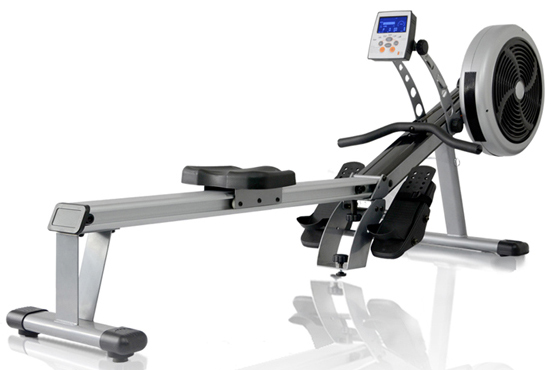 Magnetic & Air Rowing Machine