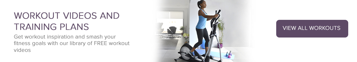 Cross Trainer Workouts