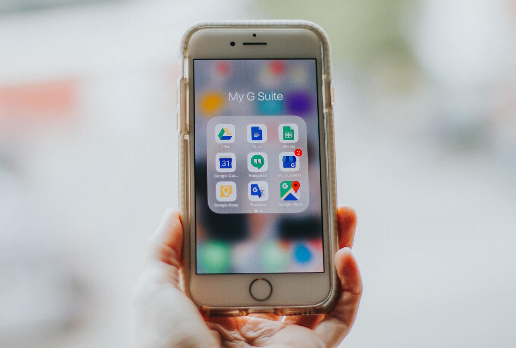 Best video apps - Google Hangouts