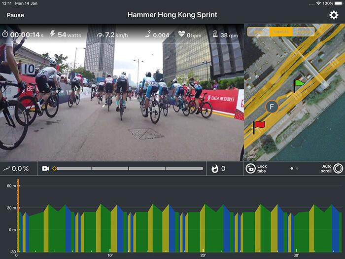 Best Indoor Cycling Apps, Kinomap