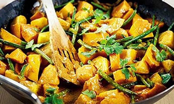 Meal Ideas - BBC Good Food Thai Squash Curry
