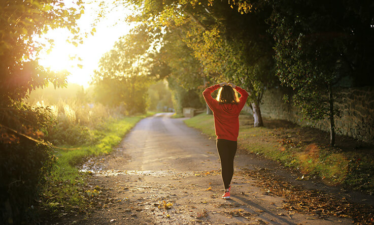 Lose Weight Running - Run in the Morning