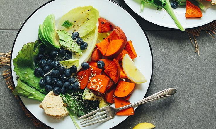 Meal Ideas - Minimalist Baker Vegan Breakfast Salad