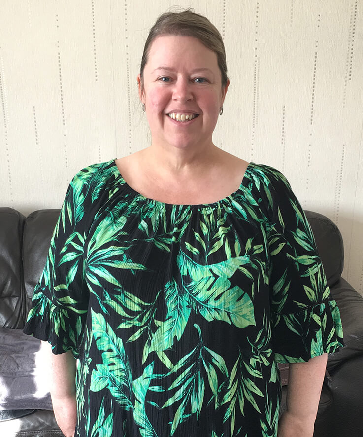 Essie's Weight Loss Journey - After
