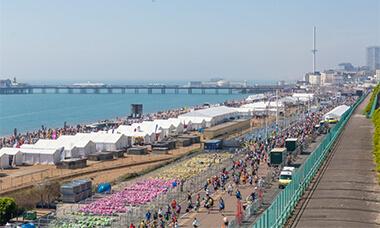 Running Events - Brighton Marathon Weekend