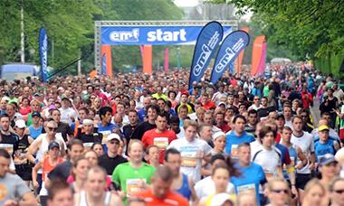 Running Events - Edinburgh Marathon Festival