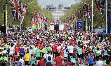 Running Events - London Marathon