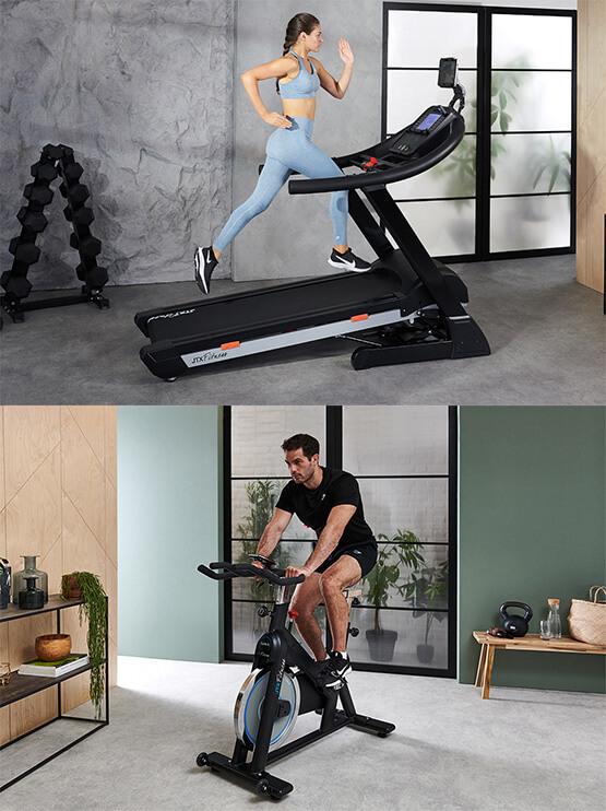 Treadmills Vs Bike