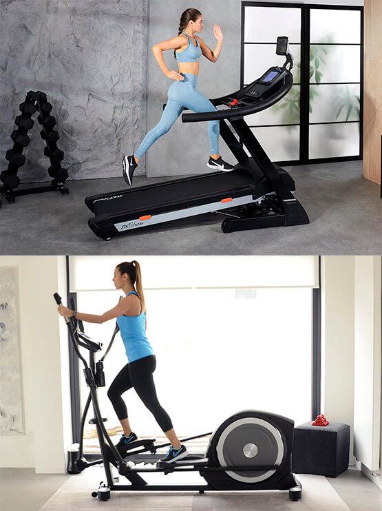Treadmills Vs Cross Trainers