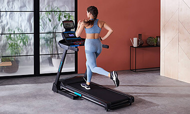 Nike Treadmill Running