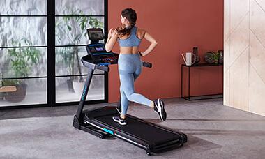 Examples of Treadmill Run Classes