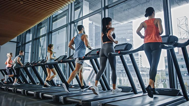 Advantages of running on a treadmill
