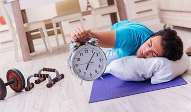 Exercise For Better Sleep